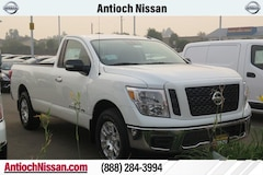 2019 Nissan Titan SV Truck Single Cab