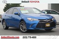 2017 Toyota Camry Sedan