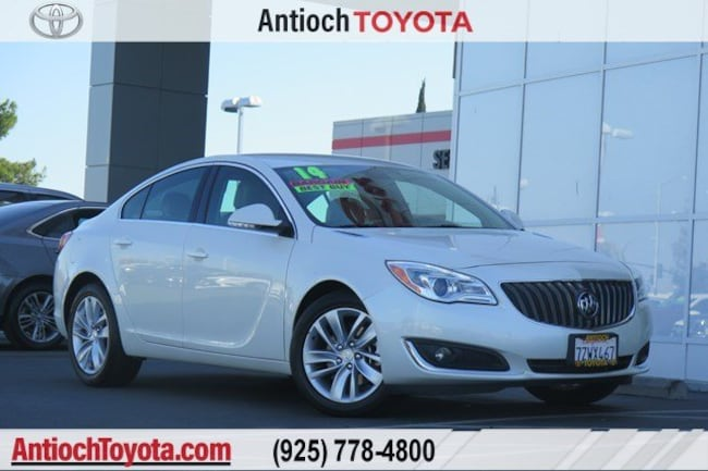 2014 Buick Regal Turbo Sedan