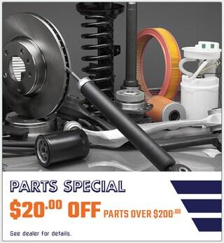 Parts Special