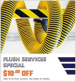 Flush Services