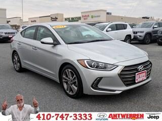 2017 Hyundai Elantra Limited Limited 2.0L Auto PZEV (Alabama) *Ltd Avail*