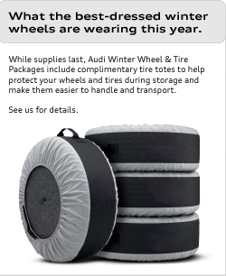 audi tire and wheels