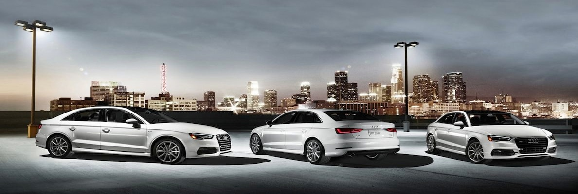 Luxury Compact Lineup New Audi Cars At Audi Southampton - Audi car lineup