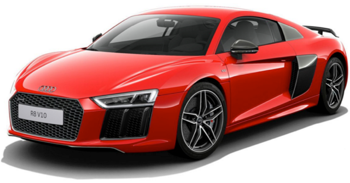 Audi R8 Big Game Commercial