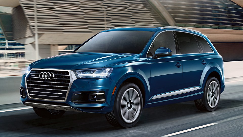 Audi Q7 Lease Deals NY Image