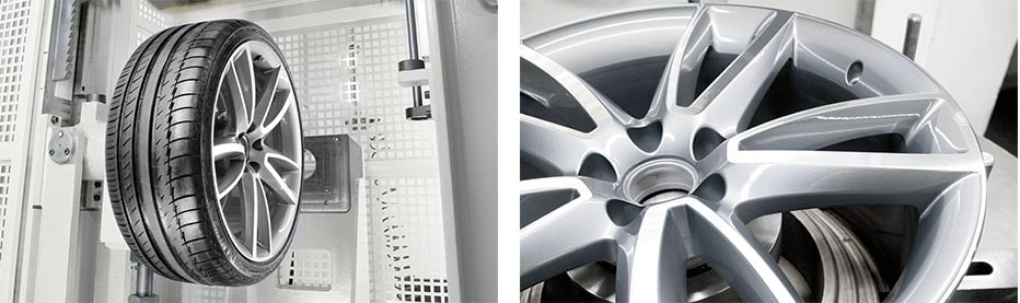 Audi Genuine Alloy Wheels