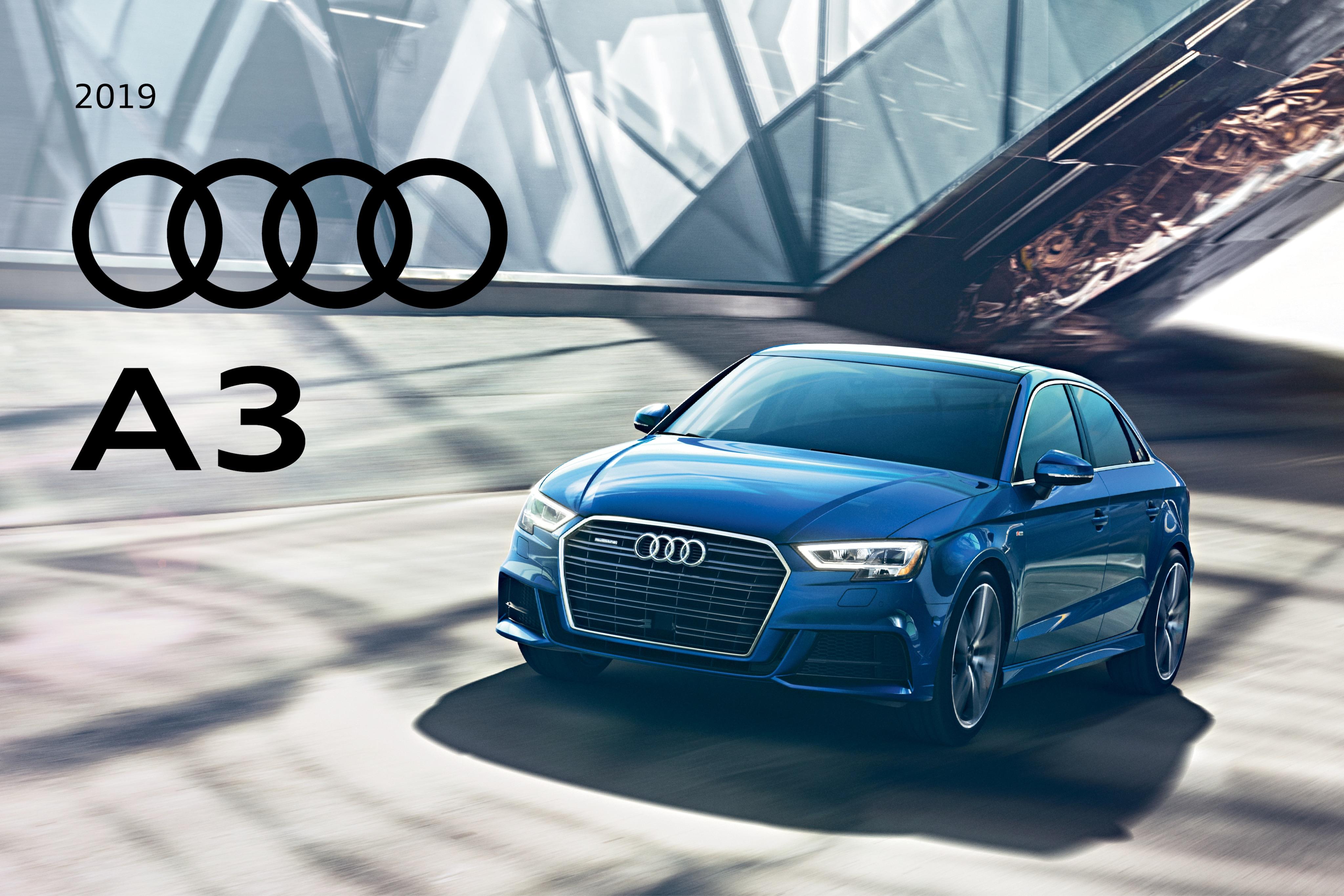 Download Audi Brochures | Audi Dealership near Quincy, MA