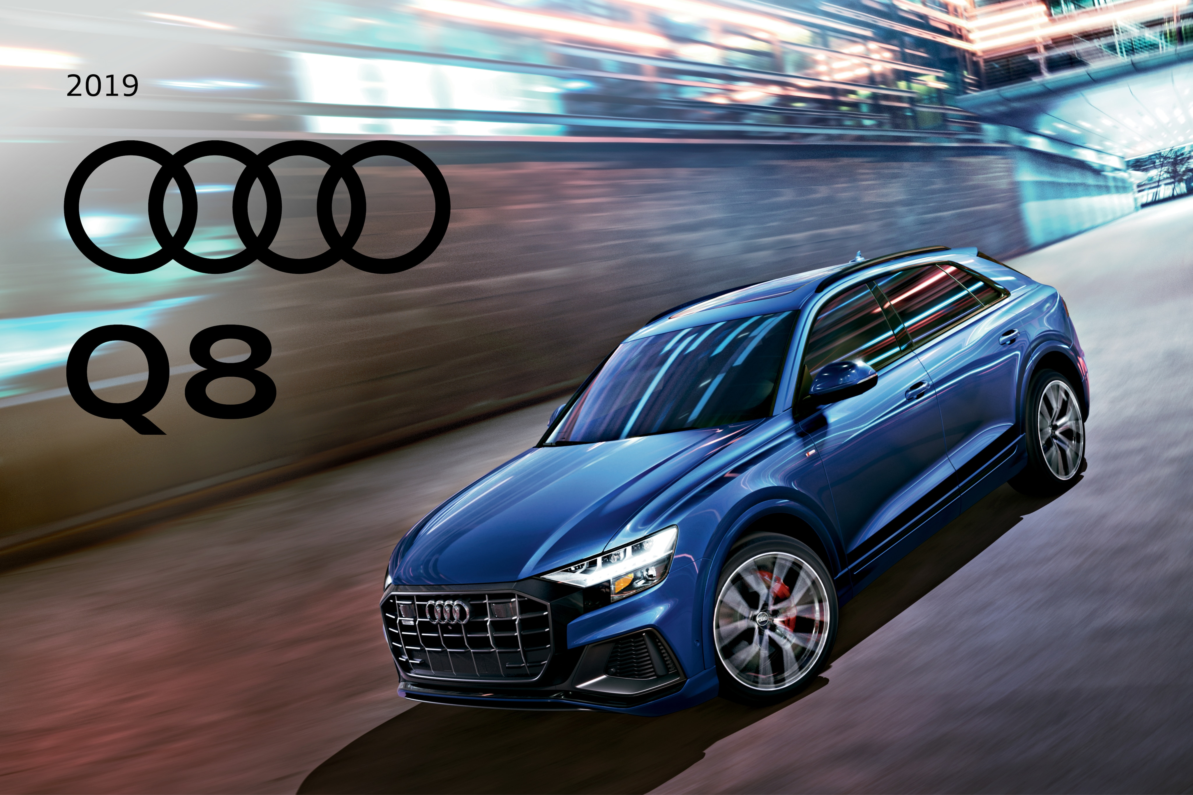 2019 Audi Q8 for sale in Colorado Springs