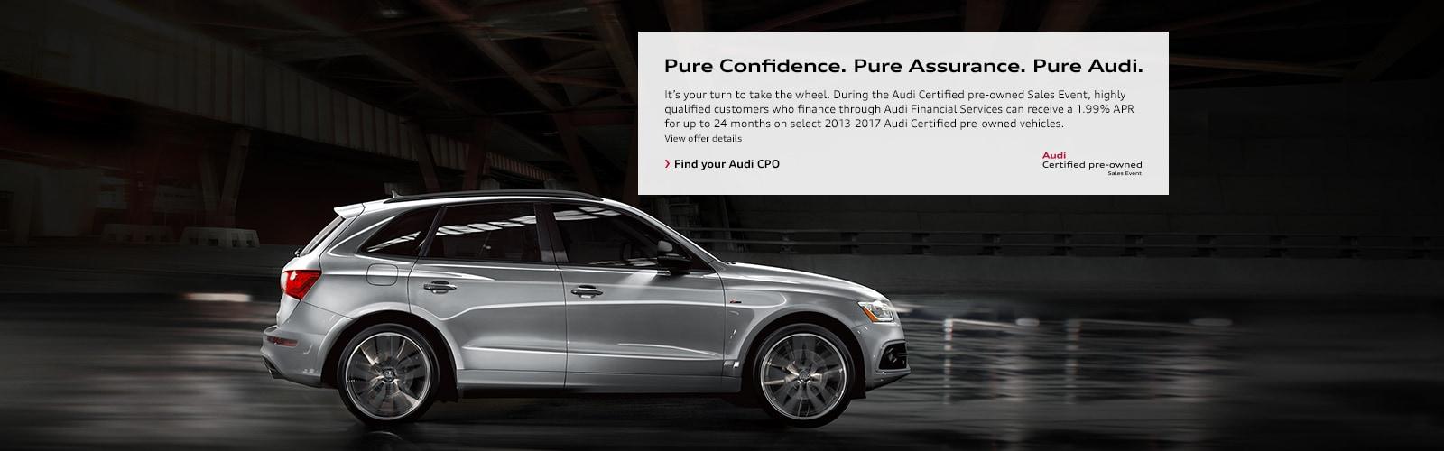 Audi Lakeland New And Used Car Dealership In Lakeland Near