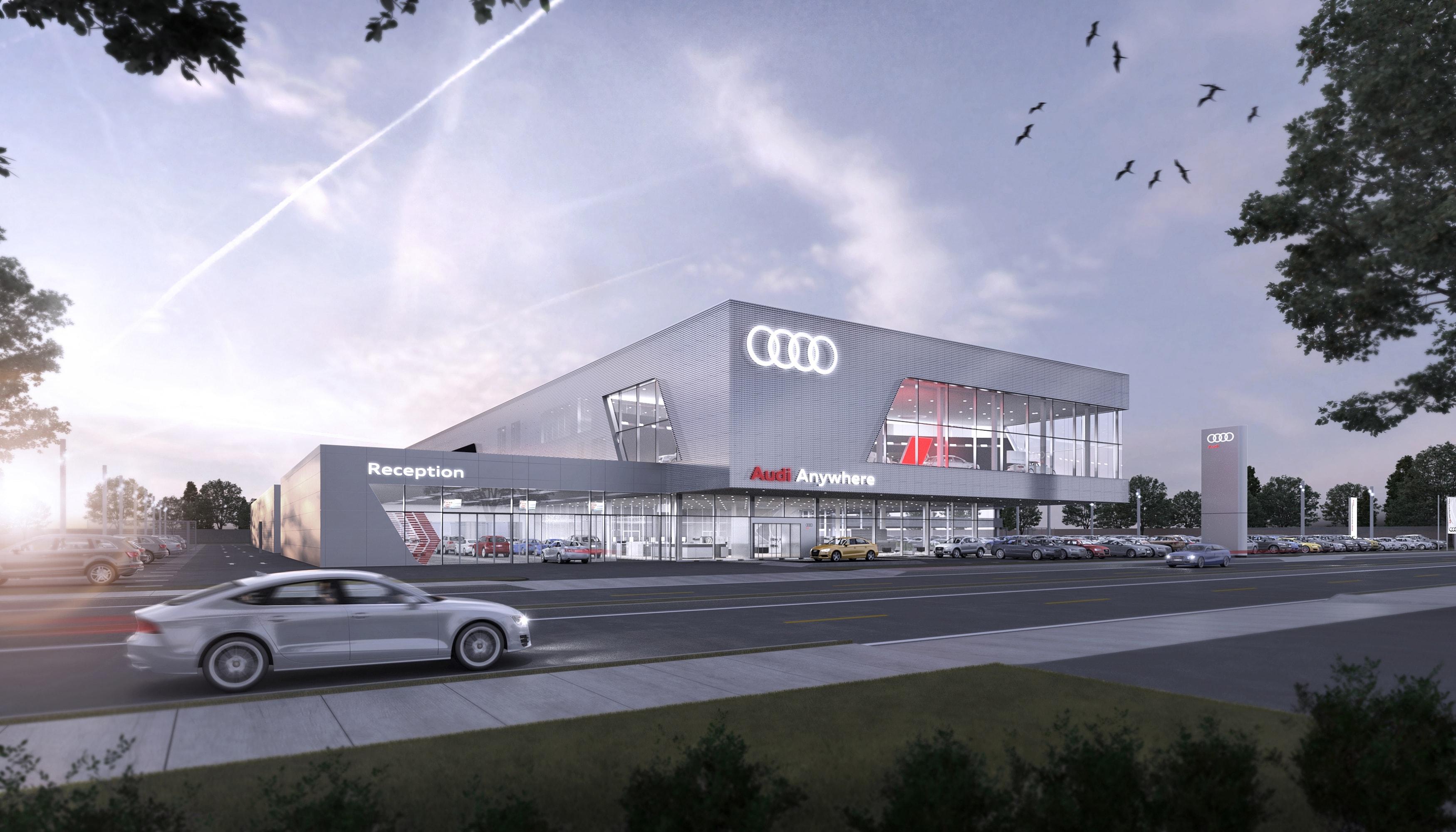 Audi Allentown New Audi Dealership In Allentown PA - Audi dealers pa