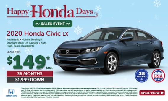 Honda Usa Cars >> Apostolakis Honda New Honda And Used Car Dealer Serving
