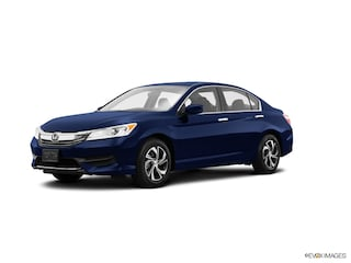 2016 Honda Accord LX w/ Honda Sensing Sedan