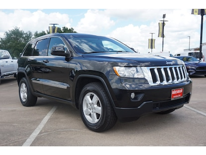 Used 2011 Jeep Grand Cherokee For Sale at Brenham Chrysler Jeep