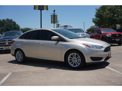 Used 2018 Ford Focus For Sale at Brenham Chrysler Jeep Dodge | VIN