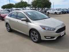 New 2018 Ford Focus SE Sedan for sale in Brenham, TX