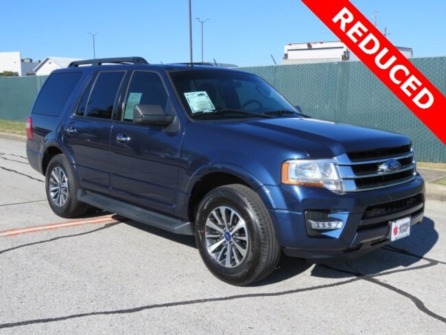 Used 2015 Ford Expedition XLT SUV for sale in Brenham, TX
