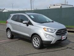 New 2019 Ford EcoSport SE SUV for sale in Brenham, TX