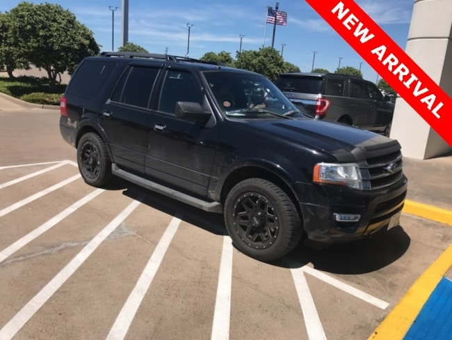 Used 2016 Ford Expedition XLT SUV for sale in Brenham, TX