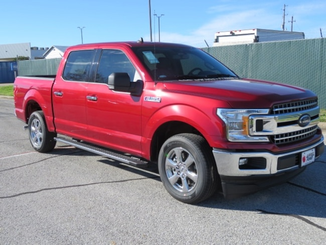 New 2019 Ford F-150 XLT Truck for sale in Brenham, TX