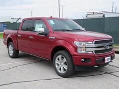 New 2019 Ford F-150 Platinum Truck for sale in Brenham, TX
