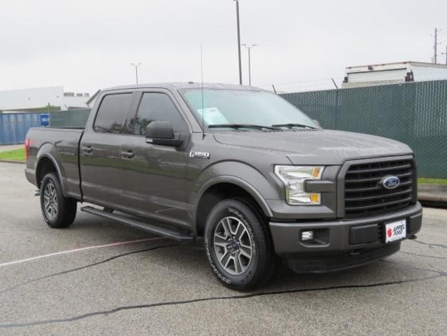 Used 2015 Ford F-150 XLT Truck for sale in Brenham, TX