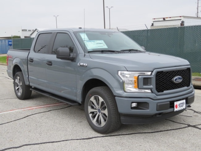 New 2019 Ford F-150 STX Truck for sale in Brenham, TX