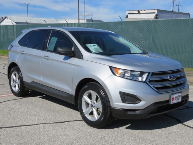 Used 2016 Ford Edge SE SUV for sale in Brenham, TX