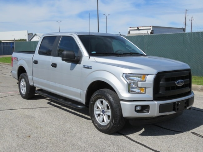 Used 2016 Ford F-150 XL Truck for sale in Brenham, TX