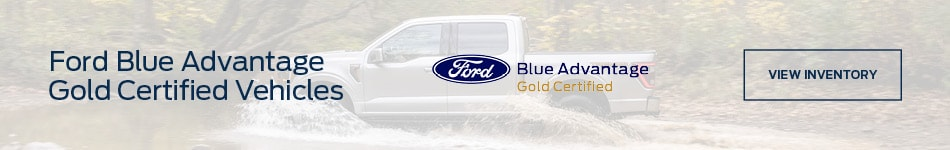 Gold Certified Vehicles