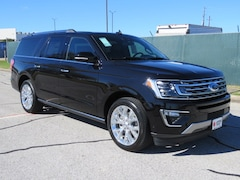 New 2019 Ford Expedition Max Limited SUV for sale in Brenham, TX