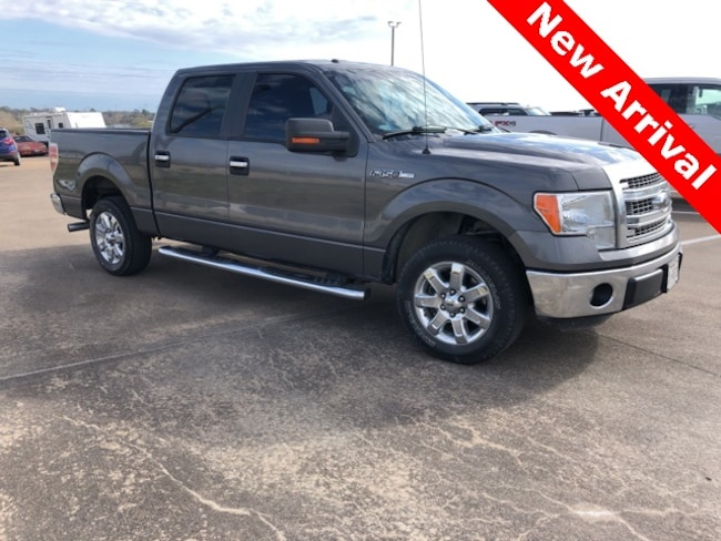 Used 2013 Ford F-150 XLT Truck for sale in Brenham, TX