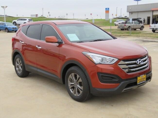 Used 2015 Hyundai Santa Fe Sport 2.4L SUV for sale in Brenham, TX