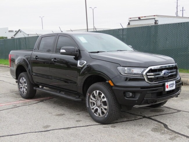 New 2019 Ford Ranger Lariat Truck for sale in Brenham, TX