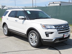 New 2019 Ford Explorer Limited SUV for sale in Brenham, TX