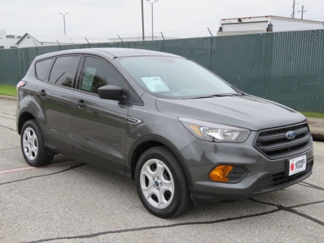 Used 2018 Ford Escape S SUV for sale in Brenham, TX