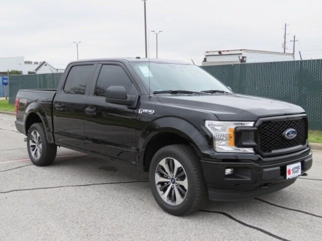 New 2019 Ford F-150 STX Truck for sale in Brenham, TX