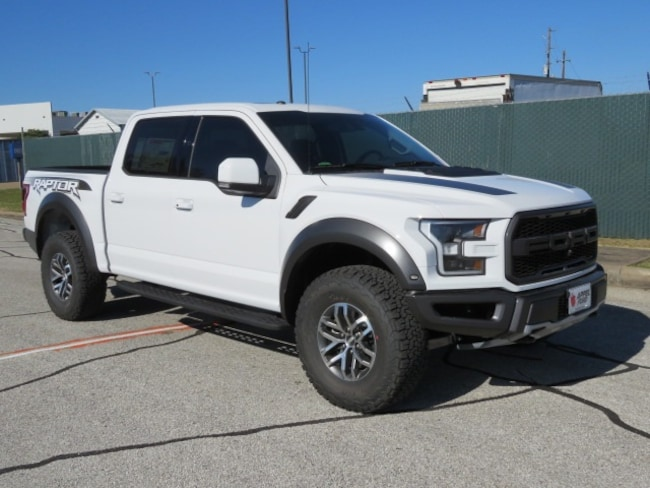 New 2018 Ford F-150 Raptor Truck for sale in Brenham, TX