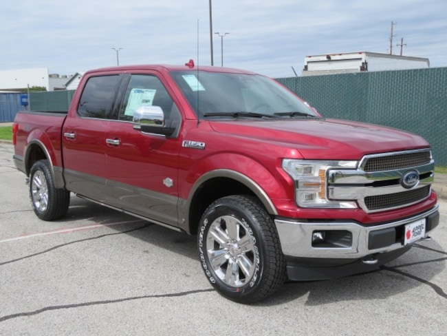 New 2019 Ford F-150 King Ranch Truck for sale in Brenham, TX