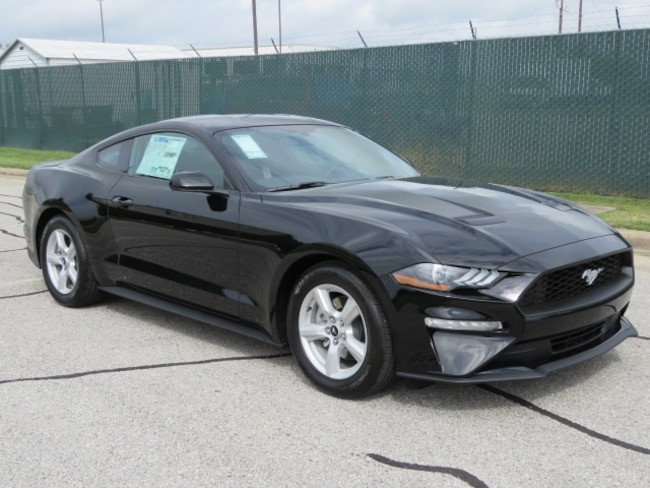 New 2019 Ford Mustang Ecoboost Coupe for sale in Brenham, TX