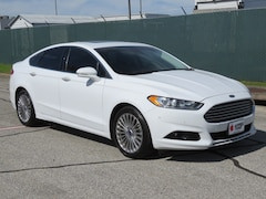 Used 2015 Ford Fusion for sale in Brenham, TX