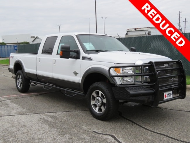 Used 2016 Ford F-350SD Lariat Truck for sale in Brenham, TX