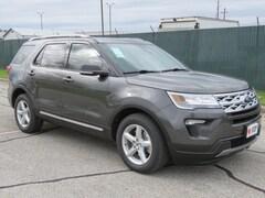New 2019 Ford Explorer XLT SUV for sale in Brenham, TX