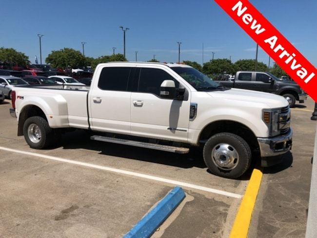 Used 2018 Ford F-350SD Lariat Truck for sale in Brenham, TX