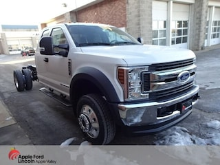 2019 Ford F-550 Chassis F-550 XLT Commercial-truck
