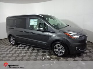 2019 Ford Transit Connect Titanium Passenger Wagon Commercial-truck