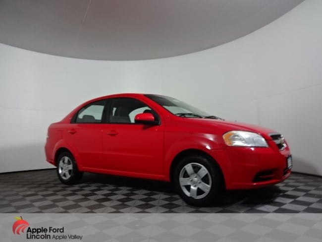 Used 2010 Chevrolet Aveo For Sale At Apple Lincoln Apple Valley