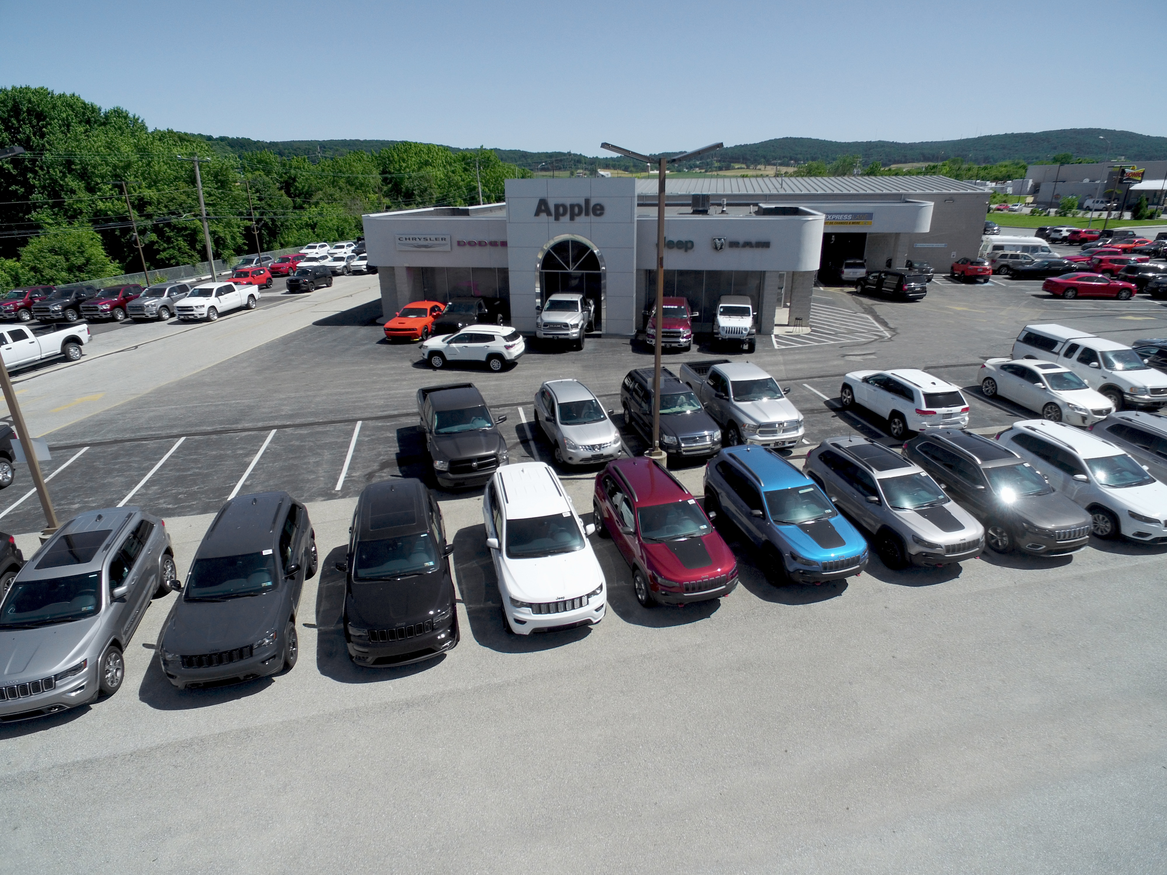 CDJR Dealership in Hanover
