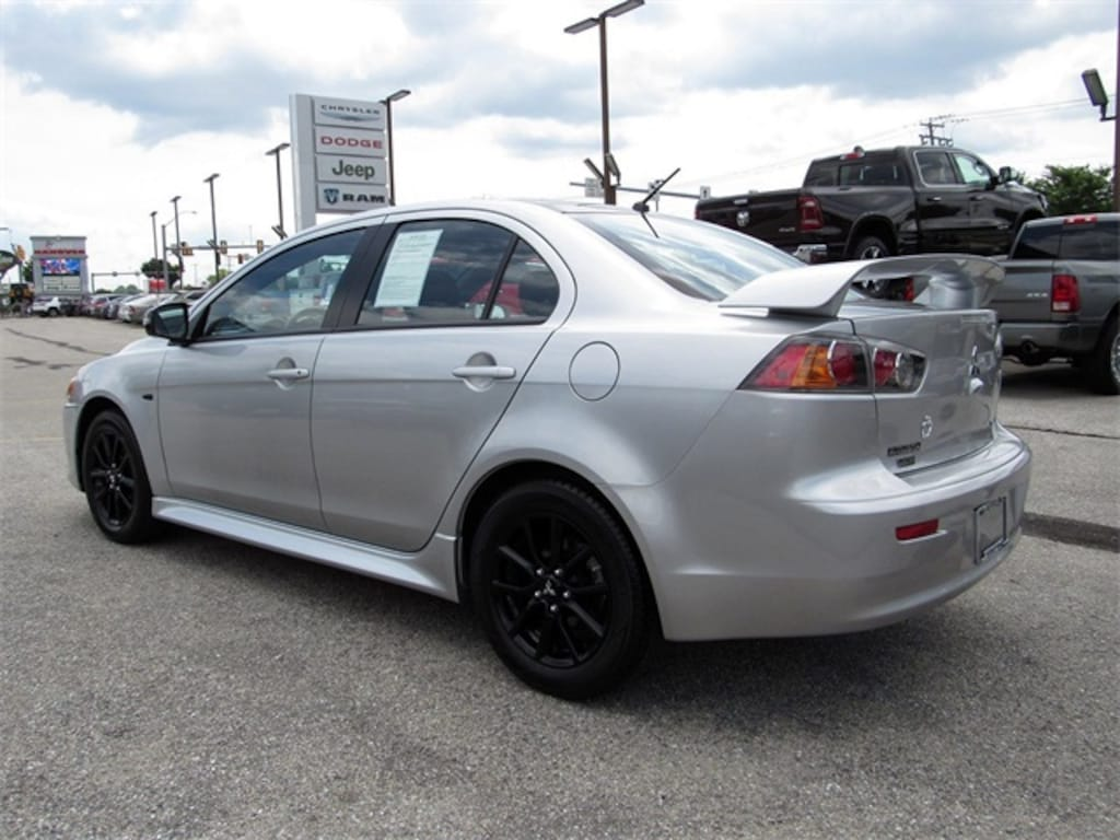Used 2017 Mitsubishi Lancer For Sale in Red Lion,PA - Stock