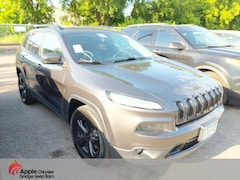 Used 2016 Jeep Cherokee High Altitude SUV for sale in Shakopee